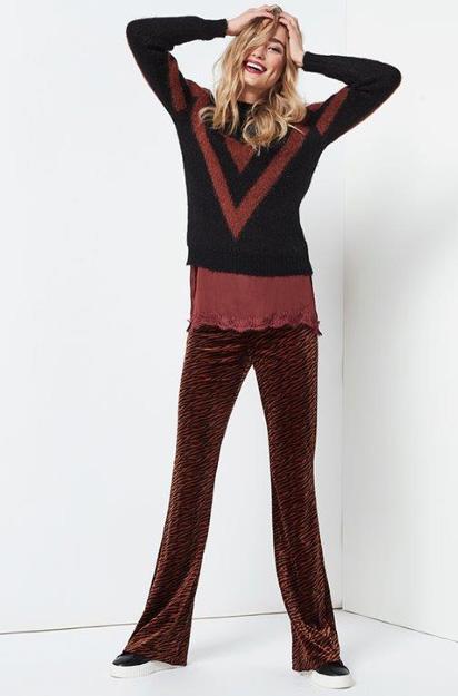 Sweater trui boetiek Senses merk aaiko