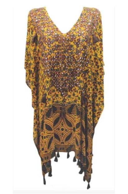 Kaftan-Skorpois-Miss-June- Indian Style- ideale festivalkleding