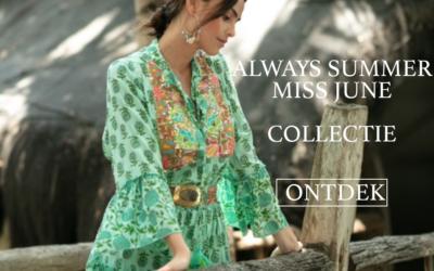Maxi-jurk of tuniekjurkje, deze zomerjurkjes kan je nu al dragen!